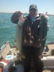 2 Lake Trout Tom Zebrak - Copy